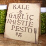 Kale and Garlic Pic