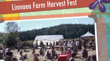 Linnaea Farm Harvest Fest