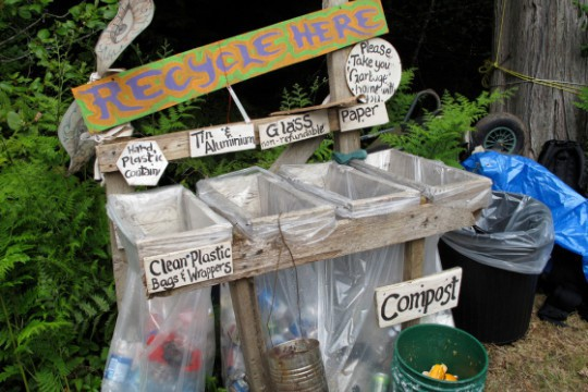 Clear Bag Recycling