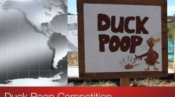 Duck Poop competition