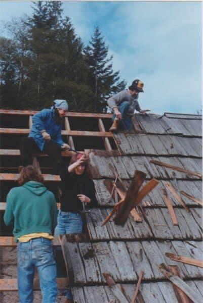 Building roof Dennis-Newsham-Martha-Abelson-Gail-Ringwood-Ian-Moul-401x600